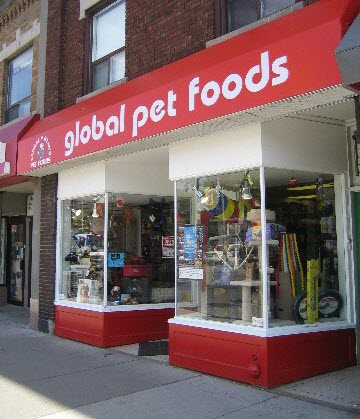 Global Pet Foods Toronto - Danforth Branch