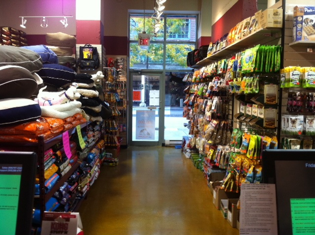 Global Pet Foods Toronto Our Product at Lower Jarvis