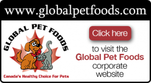 Global Pet Foods stores around Canada